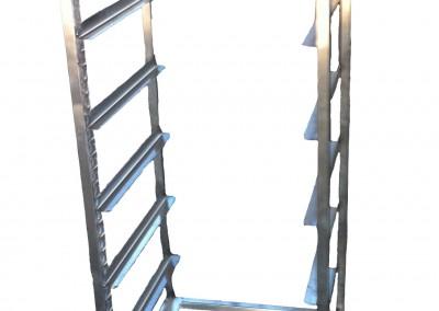 dishwasher rack trolley